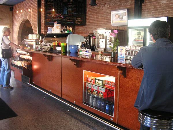 Modular Stationary Smoothy Or Espresso Kiosk Cmc Espresso