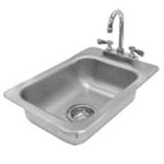 Stainless Steel Large Utility Sink