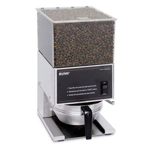 BUNN Low Profile Portion Control Grinder