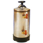 Canister style Water Softener