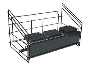 3 Capacity Airpot Rack