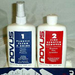 Novus Acrylic Cleaner and Polish