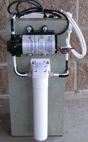 Remote Water System